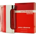 ULTRARED Cologne por Paco Rabanne