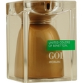 UNITED COLORS OF BENETTON GOLD Perfume by Benetton