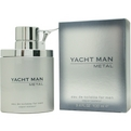 YACHT MAN METAL Cologne by Myrurgia