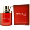 YACHT MAN RED Cologne ved Myrurgia