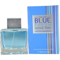 Blue Fresh Seduction