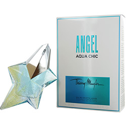 Angel Aqua Chic