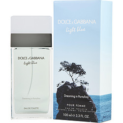 D & G Light Blue Dreaming In Portofino