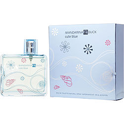 Mandarina duck cute blue eau de toilette for women by mandarina duck - Mandarina home online ...