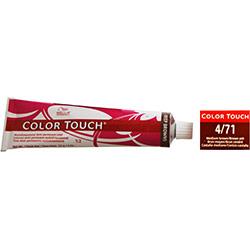 Color Touch 4/71 (medium Brown/brown Ash) 2oz