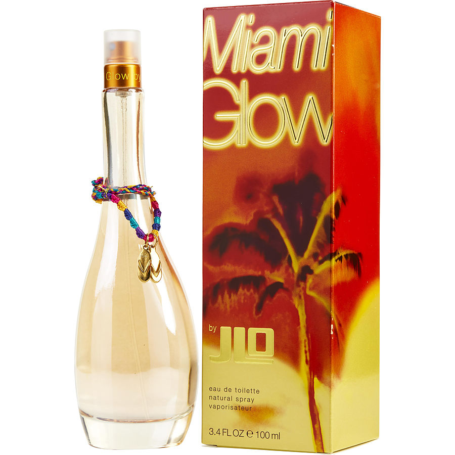 10 Scented Home Gift Ideas All Priced 10 And Under: Miami Glow Eau De Toilette
