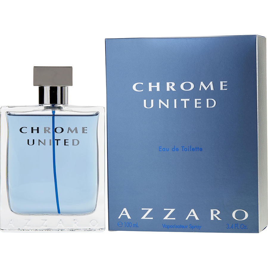 Chrome United Eau De Toilette Fragrancenet Com 174