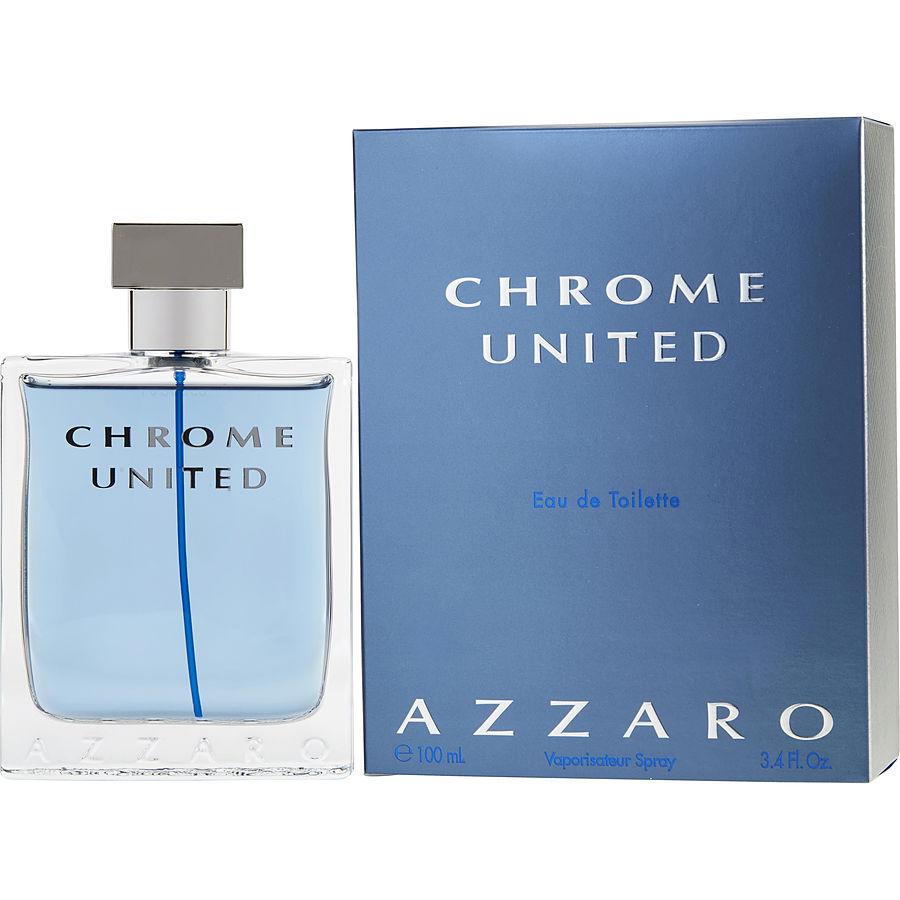 Chrome United Eau Toilette Fragrancenet