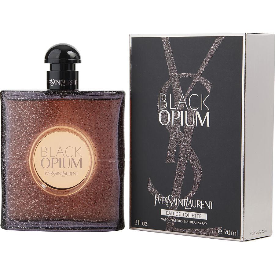 Black Opium Eau De Toilette For Women By Yves Saint
