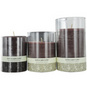 MOCHA LATTE SCENTED Candles Autor: Mocha Latte Scented